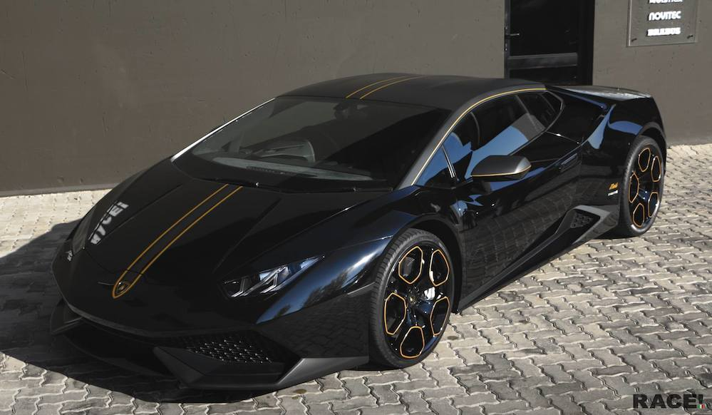 tuningcars custom lamborghini huracan by race. Black Bedroom Furniture Sets. Home Design Ideas