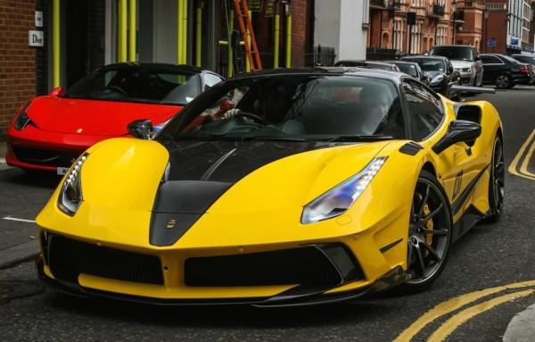 Mansory Ferrari 488 Siracusa-Spot-0