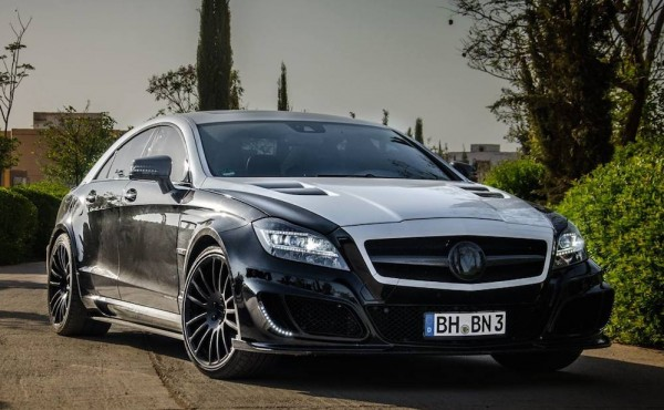 Mansory Mercedes CLS-0