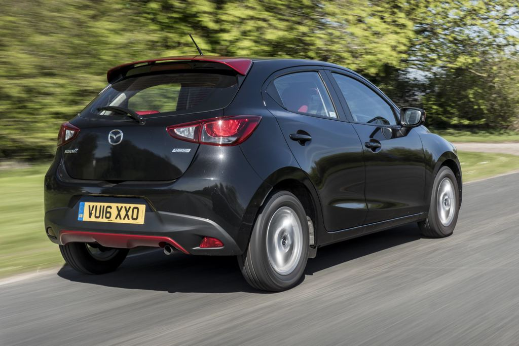 Mazda2 Red Edition Launches In The Uk