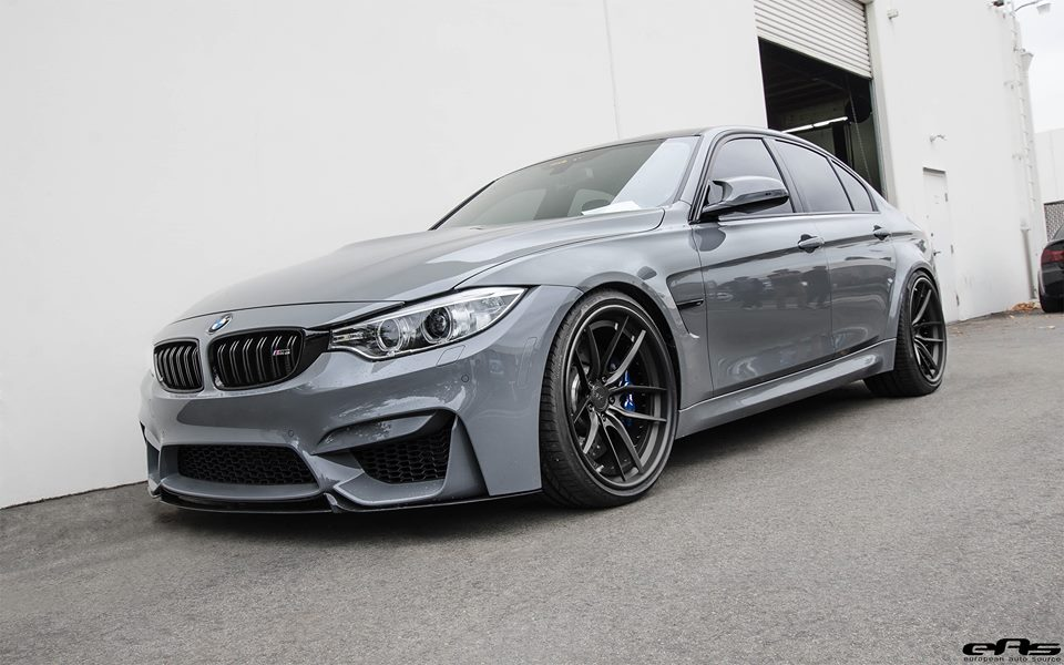 Matte Black M4 Bmw >> Nardo Gray BMW M3 Is One Helluva Looker