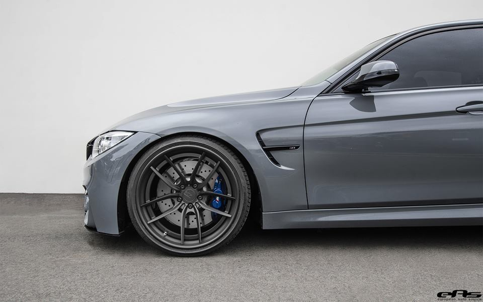 Nardo Gray Bmw M3 Is One Helluva Looker