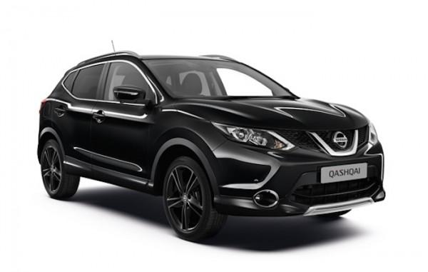 Nissan Qashqai Black Edition-1