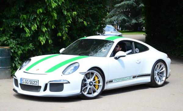 Porsche 911 R Goodwood