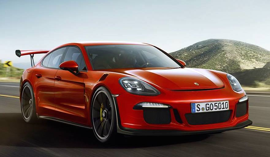 Porsche Panamera Gt3 Rs Why Not