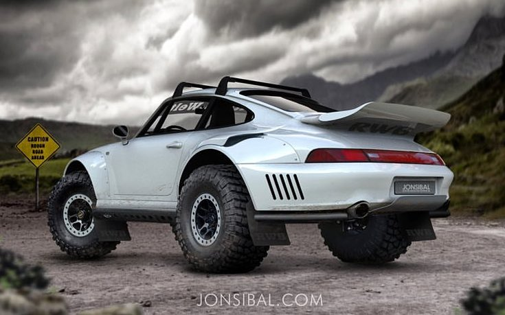 Wildly Dreaming Porsche Safari Rwb together with Range Rover Sport Wide Body By Bengala Design further Page2 besides 2017 Volkswagen E Golf Live Debut From The Los Angeles Auto Show Videos Galley as well Sky Blue Liberty Walk Ferrari 458 Wide Body. on vw thing motor