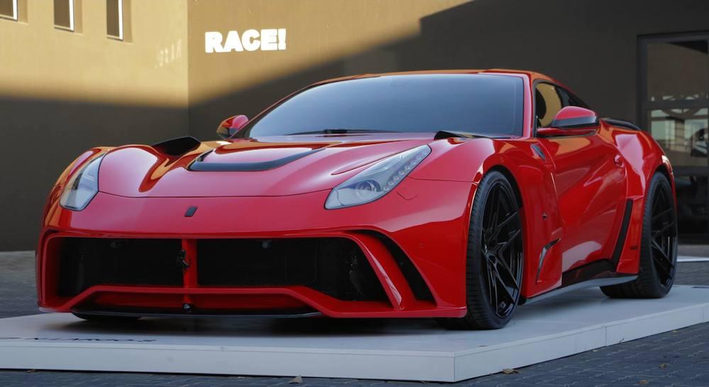 Novitec Ferrari F12 N Largo S By Race