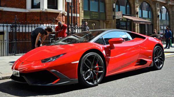 Red Mansory Huracan-0