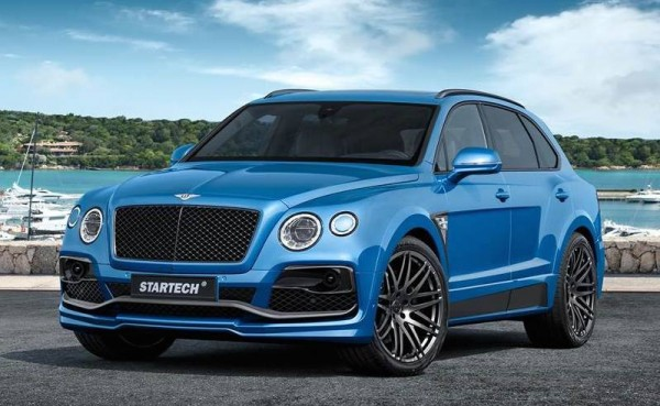 Startech Bentley Bentayga-off-0