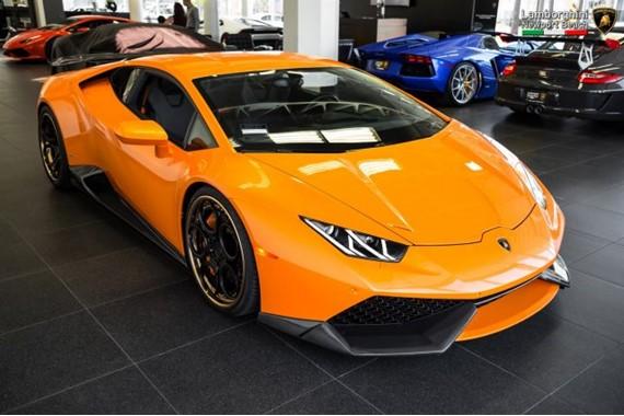 Lastcarnews Supercharged Lamborghini Huracan On Sale For 400k