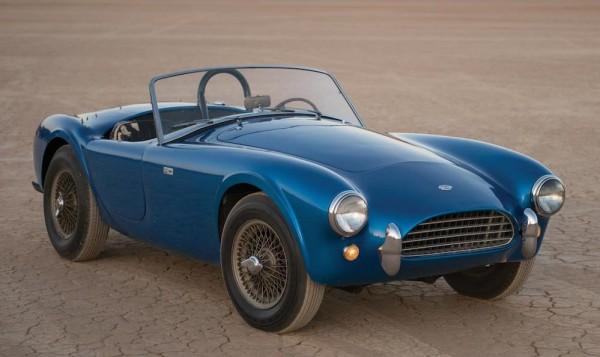 Very First Shelby Cobra-0