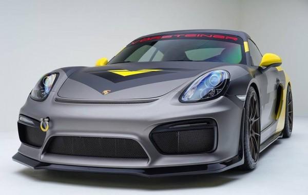 Vorsteiner Porsche Cayman GT4-0