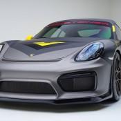 """Vorsteiner Porsche Cayman GT4 1 175x175 at Vorsteiner Porsche Cayman GT4 """"V CS Aero"""""""
