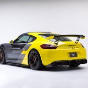 """Vorsteiner Porsche Cayman GT4 9 175x175 at Vorsteiner Porsche Cayman GT4 """"V CS Aero"""""""
