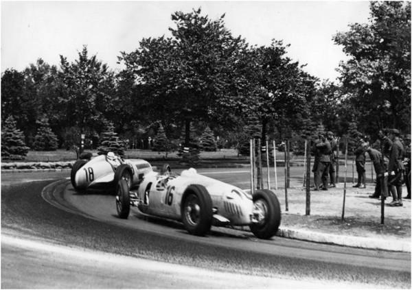 hungaroring historical image 600x423 at Formula 1 Hungarian Grand Prix Preview