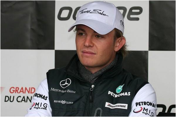 nico rosberg 600x400 at Formula 1 Hungarian Grand Prix Preview