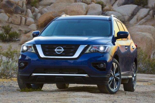 2017 nissan pathfinder u s pricing and specs. Black Bedroom Furniture Sets. Home Design Ideas