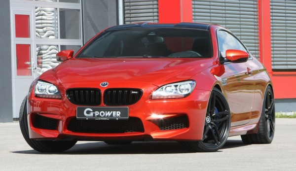 740 hp G Power BMW M6 0 600x347 at 740 hp G Power BMW M6 Tops 324 km/h