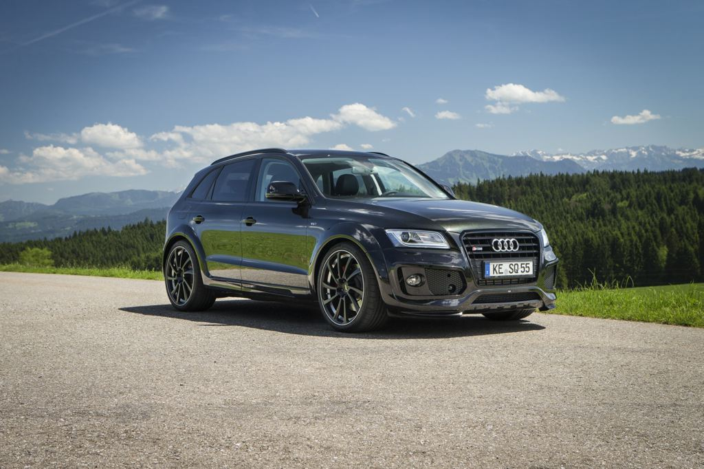 abt audi sq5 pumped up to 380 hp. Black Bedroom Furniture Sets. Home Design Ideas