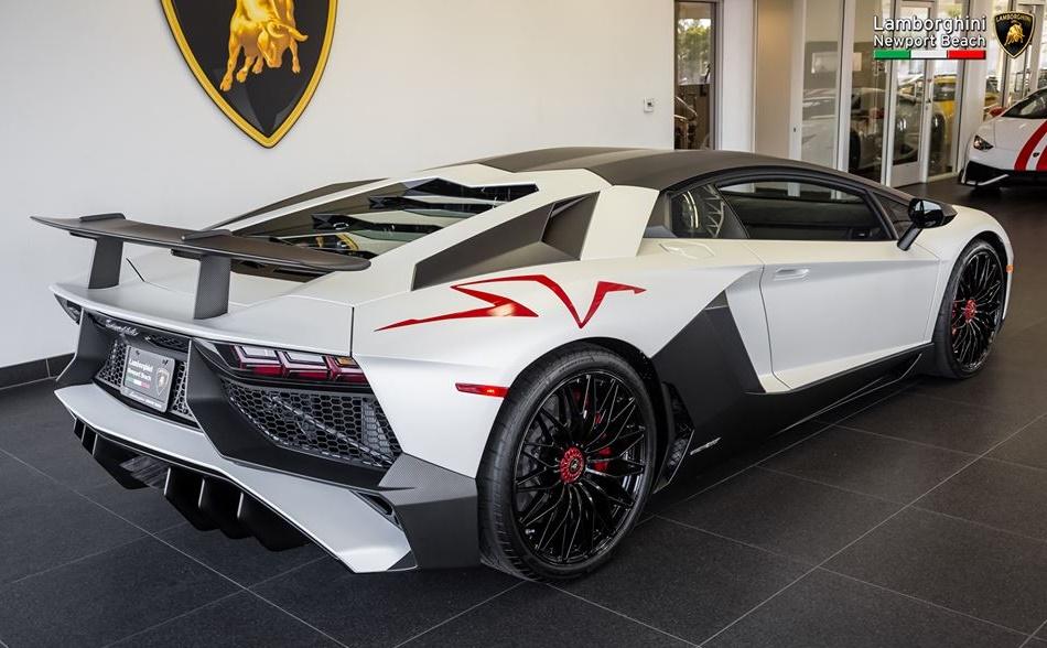Spotlight Ad Personam Lamborghini Aventador Sv