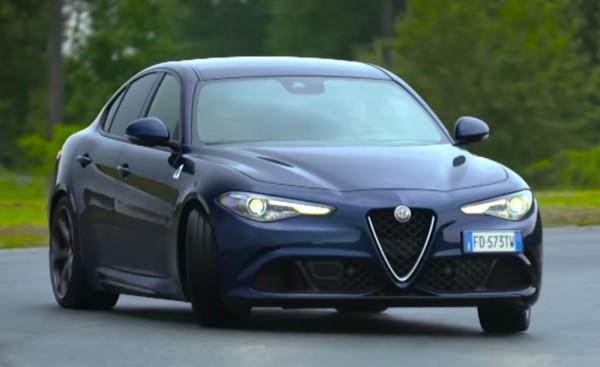 Alfa Romeo Giulia Quadrifoglio-Chris-Harris