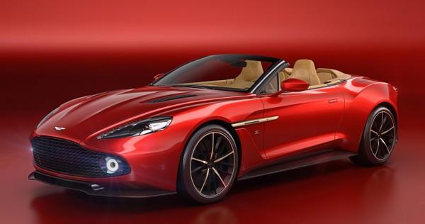 Official: Aston Martin Vanquish Zagato Volante