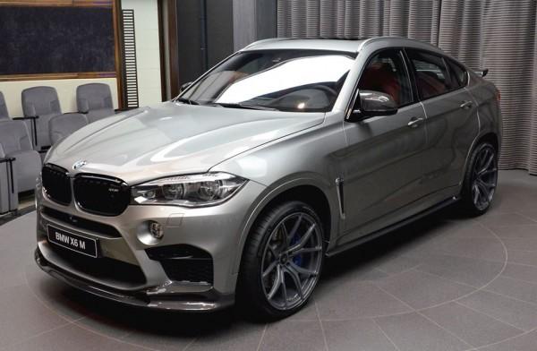 BMW X6M Vorsteiner-0