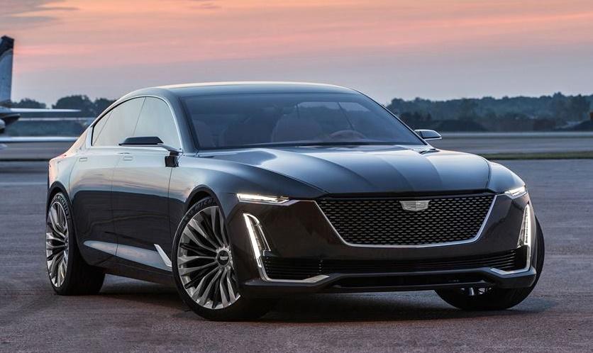 Cadillac Escala Concept 0 at Official: Cadillac Escala Concept