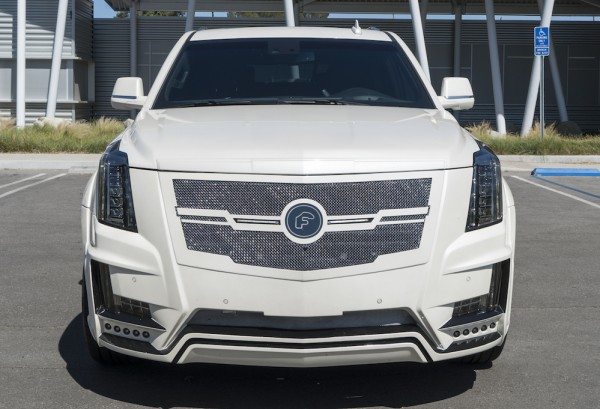 Custom Cadillac Escalade Forgiato-0