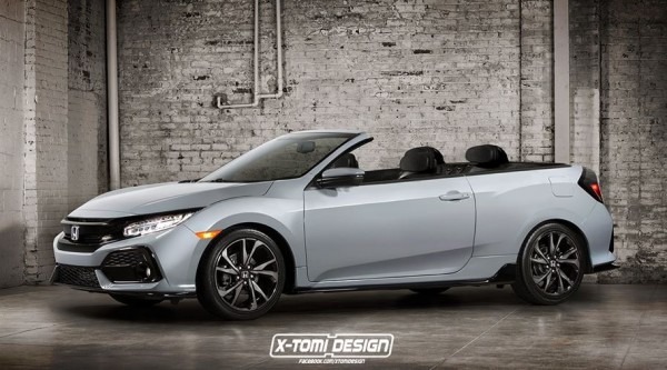 Honda Civic Cabrio