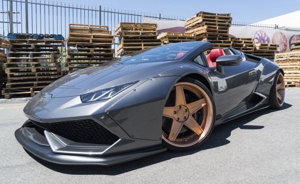 Liberty Walk Huracan Spyder wheels-0