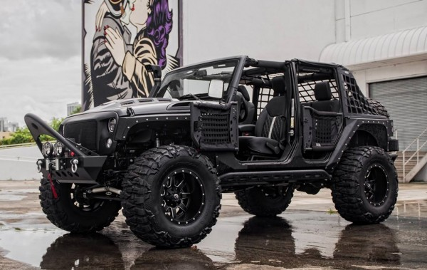 Luxuria Bespoke Jeep Wrangler-0