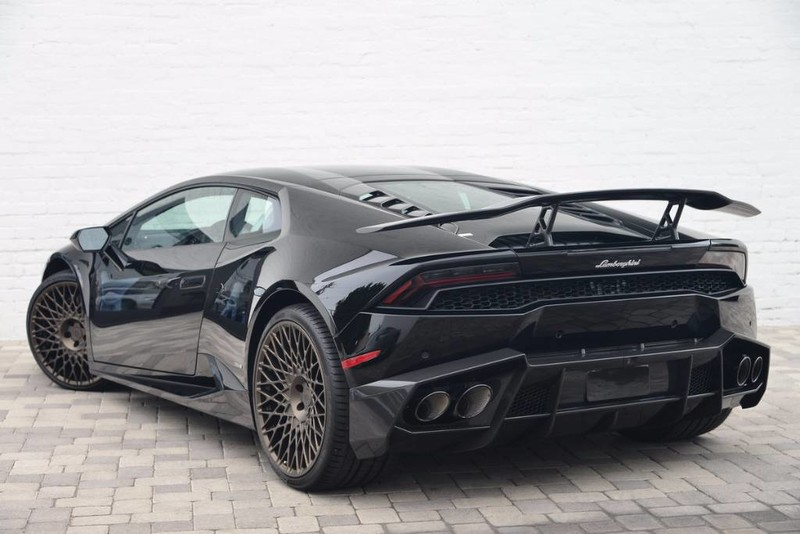 mansory lamborghini huracan on sale for 290k. Black Bedroom Furniture Sets. Home Design Ideas