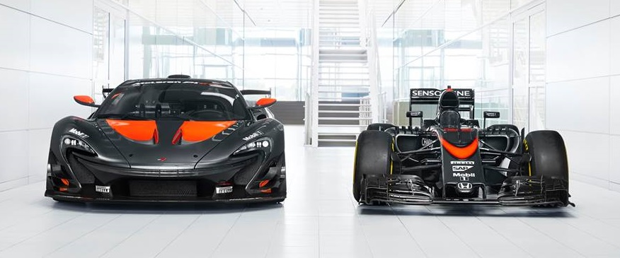 eye candy mclaren p1 gtr with f1 livery. Black Bedroom Furniture Sets. Home Design Ideas