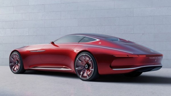 Mercedes Maybach Vision 6-1