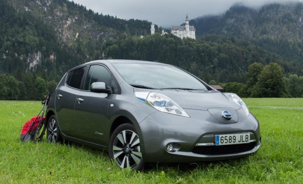 Nissan LEAF Grand Tour-0