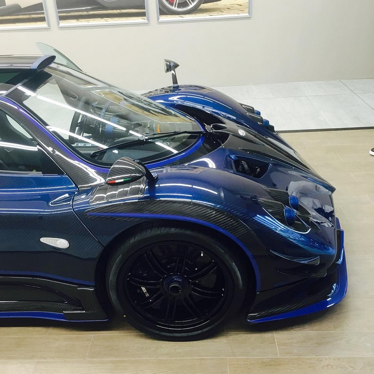 Pagani Zonda Mileson Edition Is Yet Another One-Off