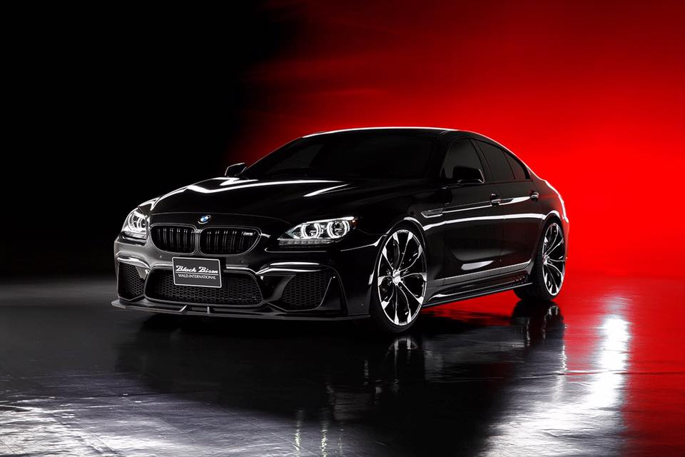 2016 wald international bmw s rie 6 gran coup black bison dark cars wallpapers. Black Bedroom Furniture Sets. Home Design Ideas