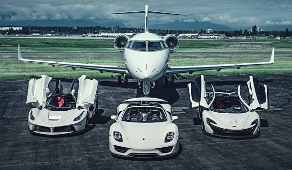 holy trinity white 0 600x350 at God Is White: The Holy Trinity and a Private Jet