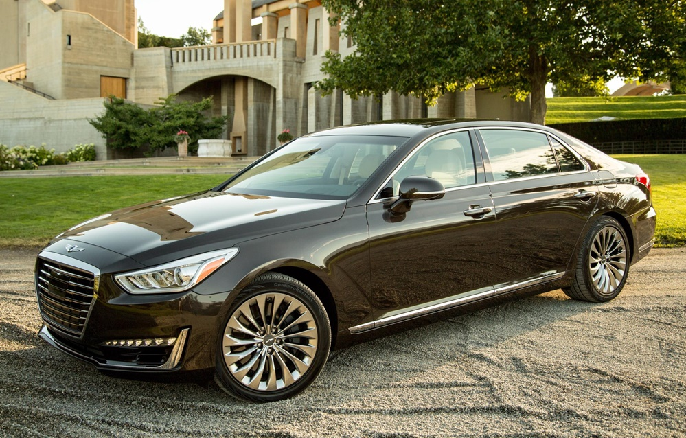 2017 genesis g90 priced from 68 100