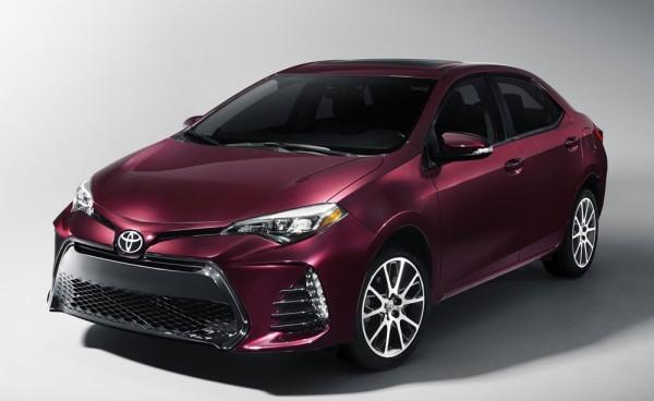 2017 Toyota Corolla 50th Anniversary-0