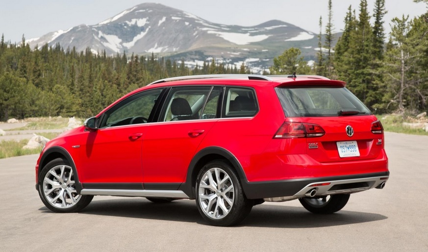 2017 vw golf alltrack u s pricing. Black Bedroom Furniture Sets. Home Design Ideas