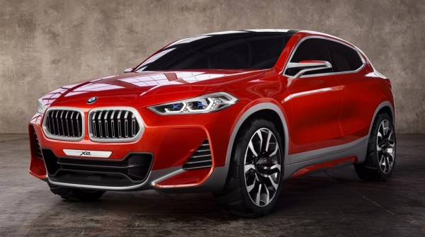 BMW Concept X2-0