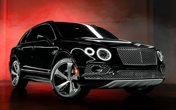 Bentley Bentayga Photoshoot 0 600x378 at Bentley Bentayga Detailed in Artsy Photoshoot
