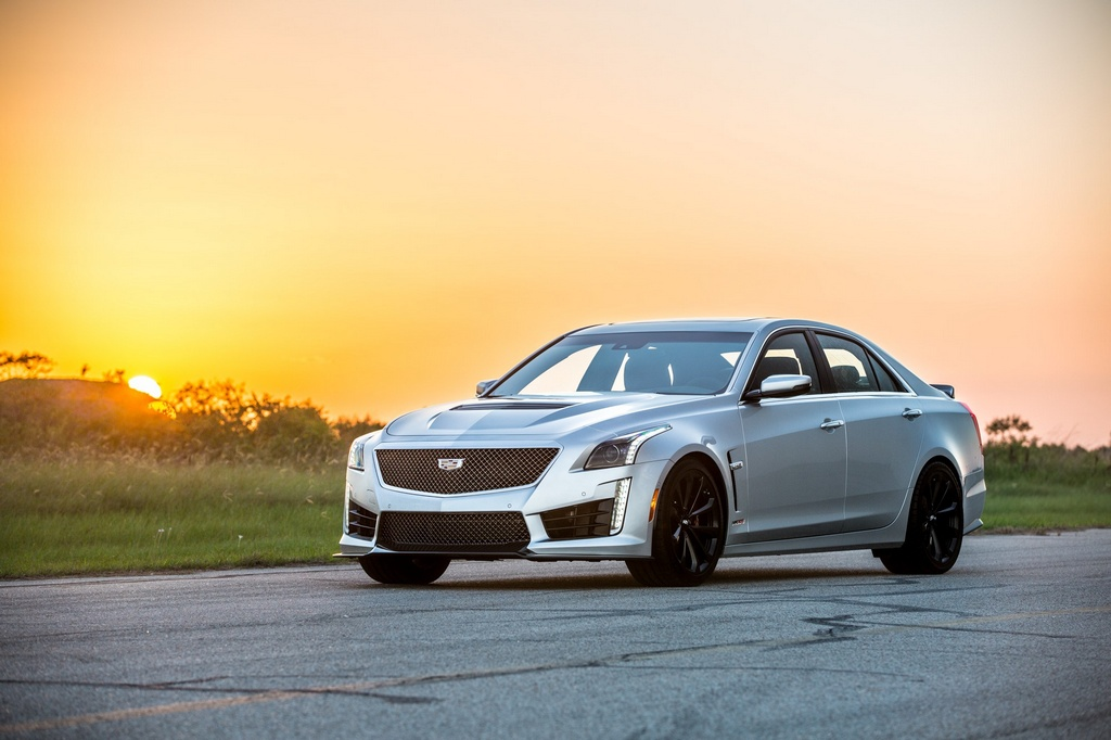 Photoshoot Hennessey Cadillac Cts V Hpe800