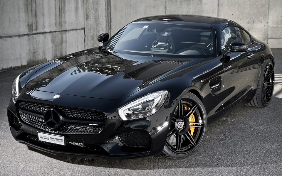 Mercedes Amg Gt Upgrade By Cartech