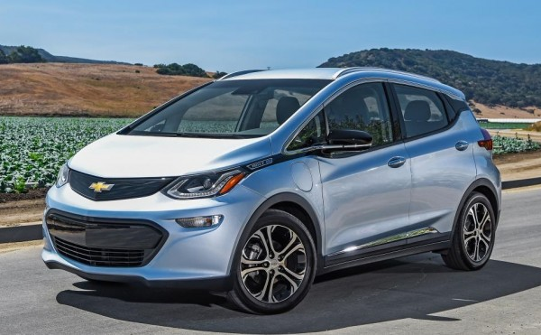 Chevrolet Bolt EV MSRP-1