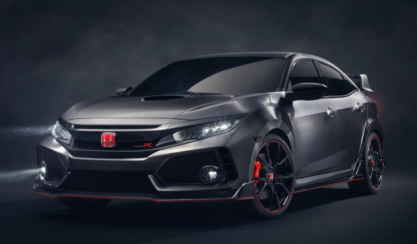 Civic Type R Prototype-0