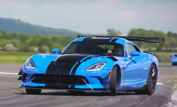 Dodge Viper ACR Harris