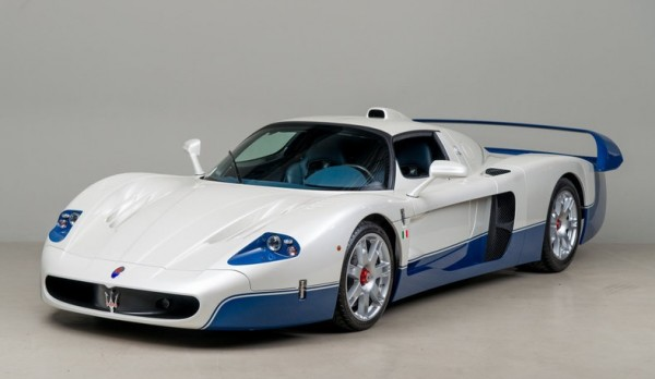 Federalized Maserati MC12-0